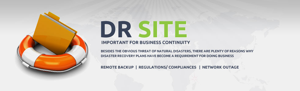 disaster recovery site